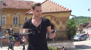 Romanian Guy Attaches Galaxy S4 to Secret Spy Drone