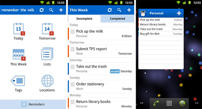 Be More Productive With These To-Do Lists, Task Lists, and Check List Apps for Android