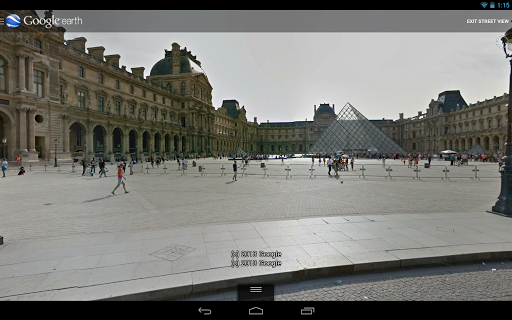 Google Earth for Android Receives Street View Update