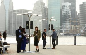 Need to Charge Your Android While Out And About? Look for AT&T Street Charge Locations