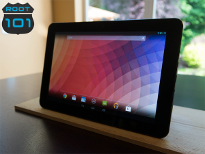 New Root 101 Android Tablet Comes Pre-Rooted For Your Convenience