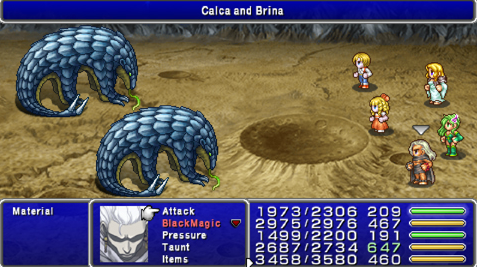 Final Fantasy IV for Android Review