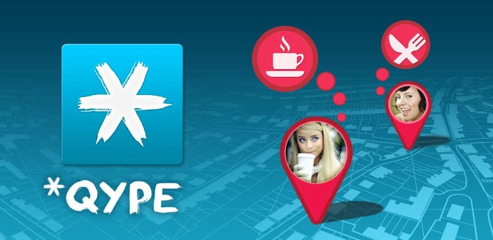 QYPE – The Right App To Find The Right Place