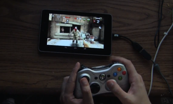 How to Connect your Xbox 360 Controller to Android to Play