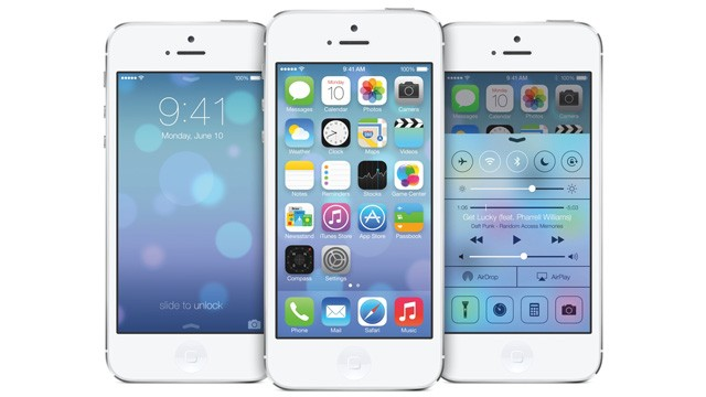 Apple's New iOS7 Looks Suspiciously Like Android