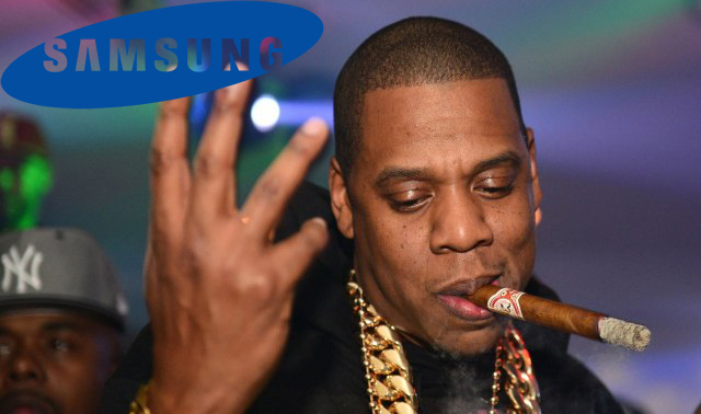 Jay-Z and Samsung Promotional Deal Revealed – Galaxy and Note Users Get Free Early Access to Jay-Z's Next Album