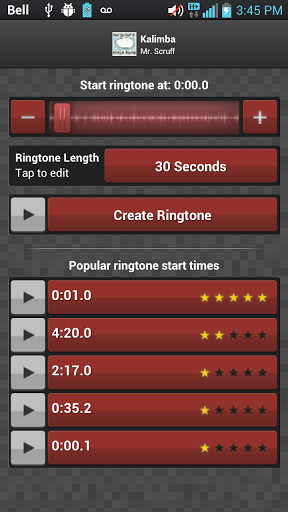 ringtone maker edit