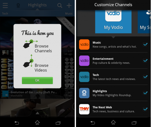 New Video Discovery App Vodio Helps You Find Better YouTube Videos