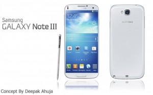 Everything You Need to Know About the Samsung Galaxy Note 3 – Leaked