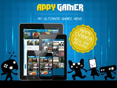 Unleash the Gamer Geek Within You with Appy Gamer