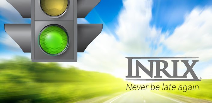 INRIX – Stay One Step Ahead of Traffic Jams