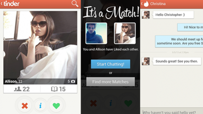 Tinder for Android Finally Released