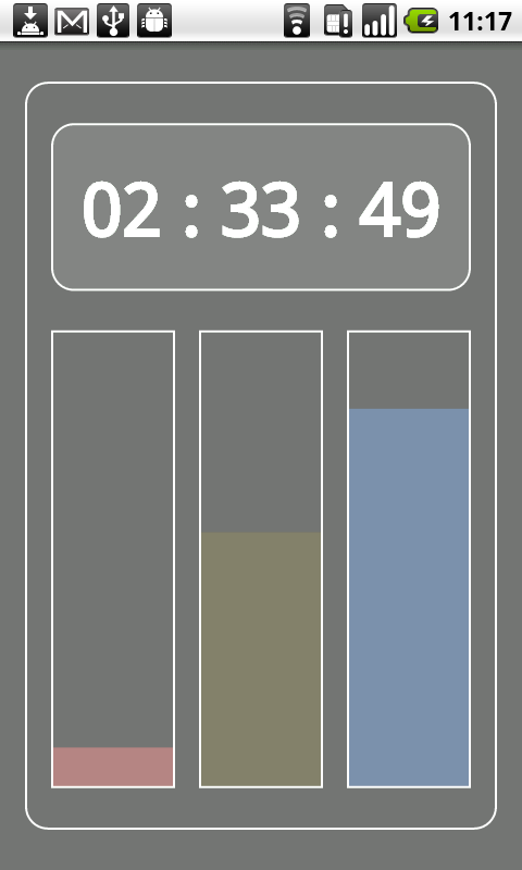handy timer android