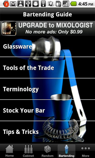 As the name suggests, Mixology is an Android app made for bartenders ...