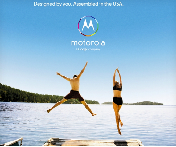 "The Moto X Will Be ""The First Smartphone You Can Design Yourself"" But No One Knows What That Means Yet"