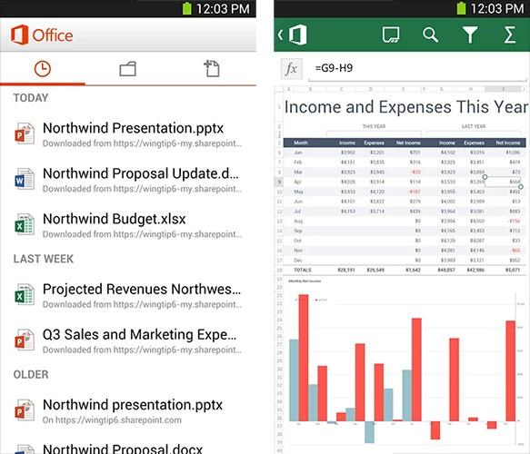 Microsoft Releases Office for Android, Requires Office 365 Subscription