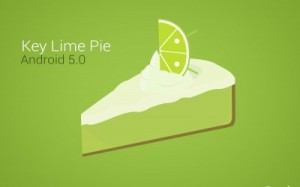 We Have Our First Sighting of Android 5.0 Key Lime Pie in the Wild Running on the Nexus 4 and Nexus 7