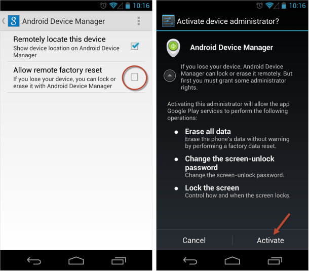 How To Find Your Lost or Stolen Android