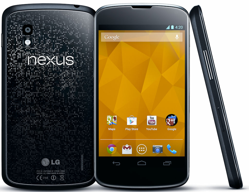 Google Lowers Nexus 4 Price by $100 – Nexus 5 Coming Soon?
