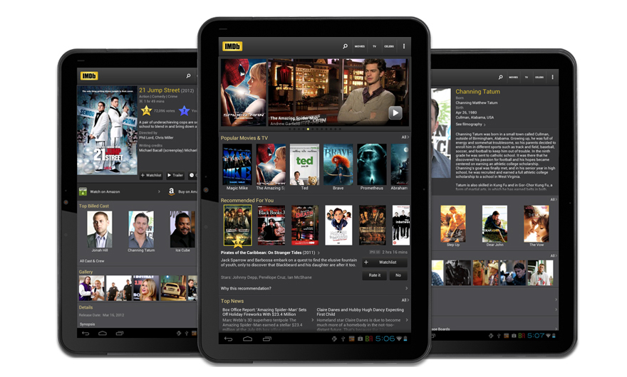 IMDb – The Mecca for Movie Buffs
