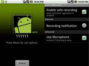 AutoCallRecorder 1