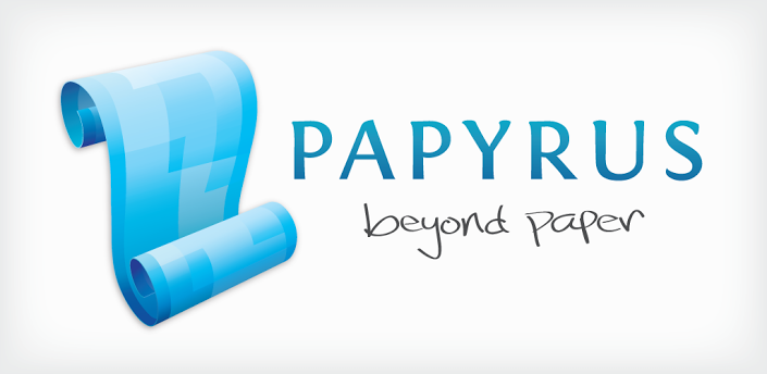 Papyrus – Take Down and Track Your Notes with an Old School Touch