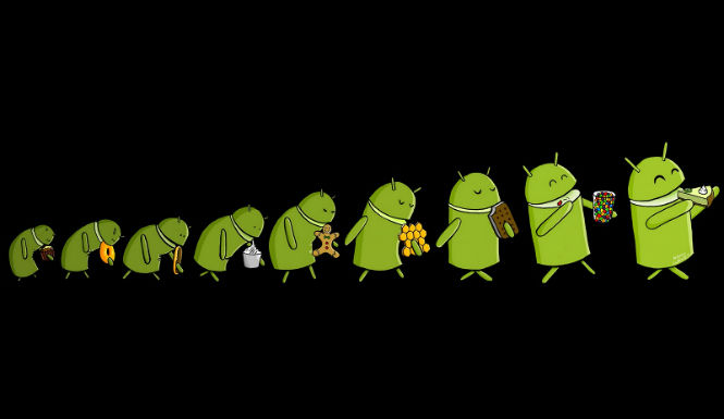 Happy 5th Birthday to the World's Most Popular Mobile Operating System, Android