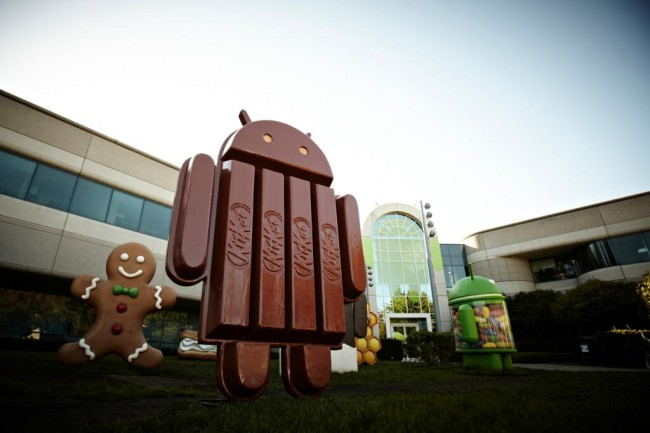 Here's What Android 4.4 KitKat Will Look Like