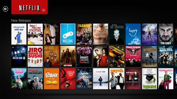 Netflix – The Ultimate Movie & TV Streaming Portal