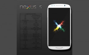 Nexus 5 Specs Have Leaked Ahead of October 14 Launch