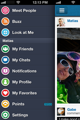 how to change your location on skout