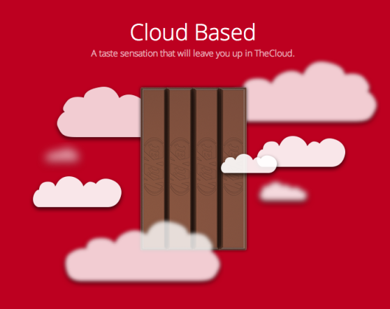 Closely integrated cloud storage support