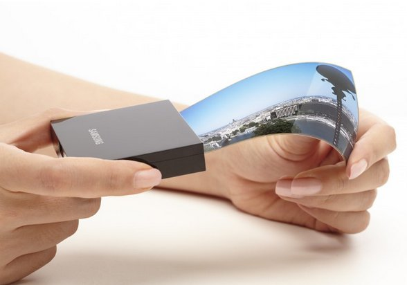 Samsung Announces a Flexible Display that is Thinner, Lighter, and More Flexible Than Any Other Smartphone Screen Ever Made