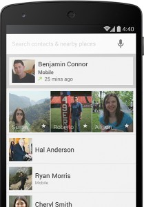 contacts app android 4-4