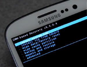 galaxy s3 rooted