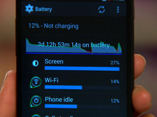 kit kat battery life