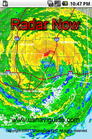 Radar Now – Never Be A Bad Weather Victim Again
