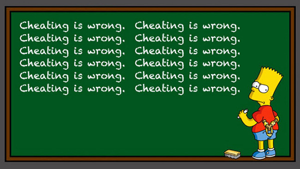 cheating android
