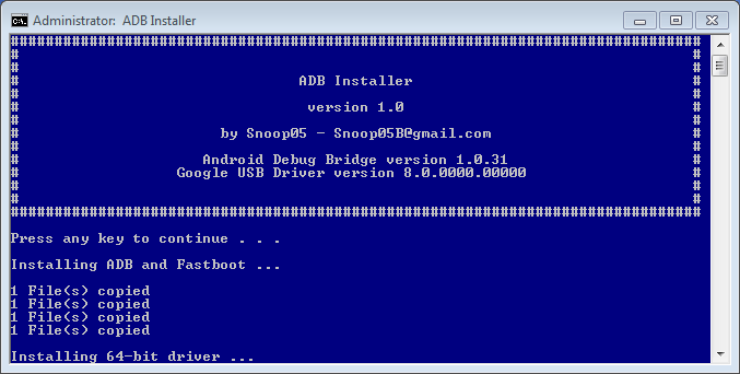 How to Install ADB on Windows