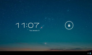 View Android Battery Life Information in Style With Energy Bar App