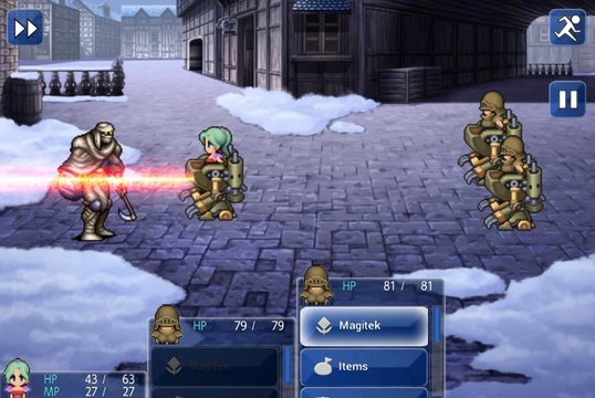 Final Fantasy VI Now Available on the Google Play Store for $16