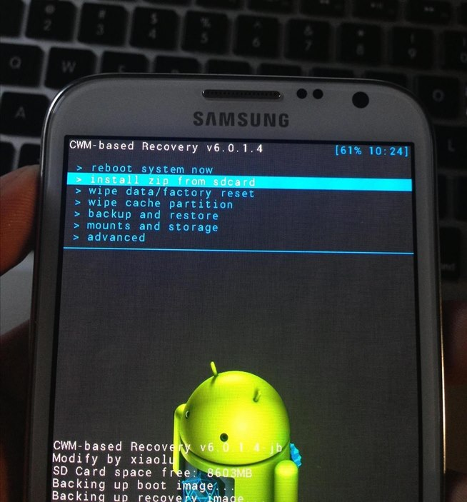 How To Flash A Rom Onto Your Android Phone One Click Root