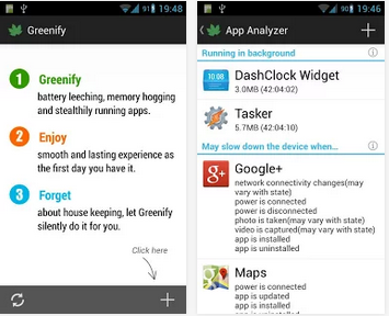Greenify No Longer Requires Rooting