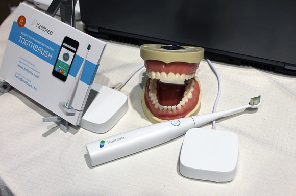 World's First Smart Toothbrush Unveiled at CES 2014