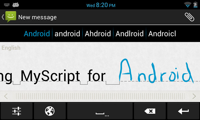 2 MyScript Utility Tools For Your Android Device That May Come In Handy
