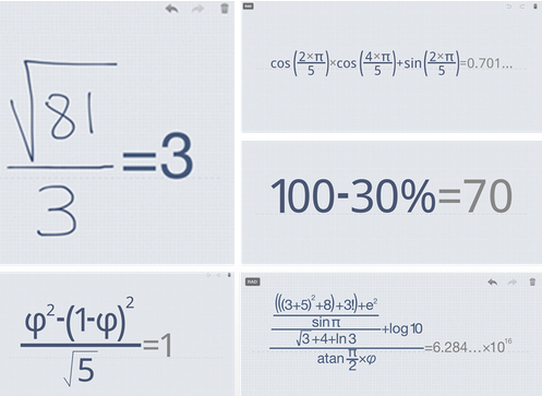 myscript calculator 1