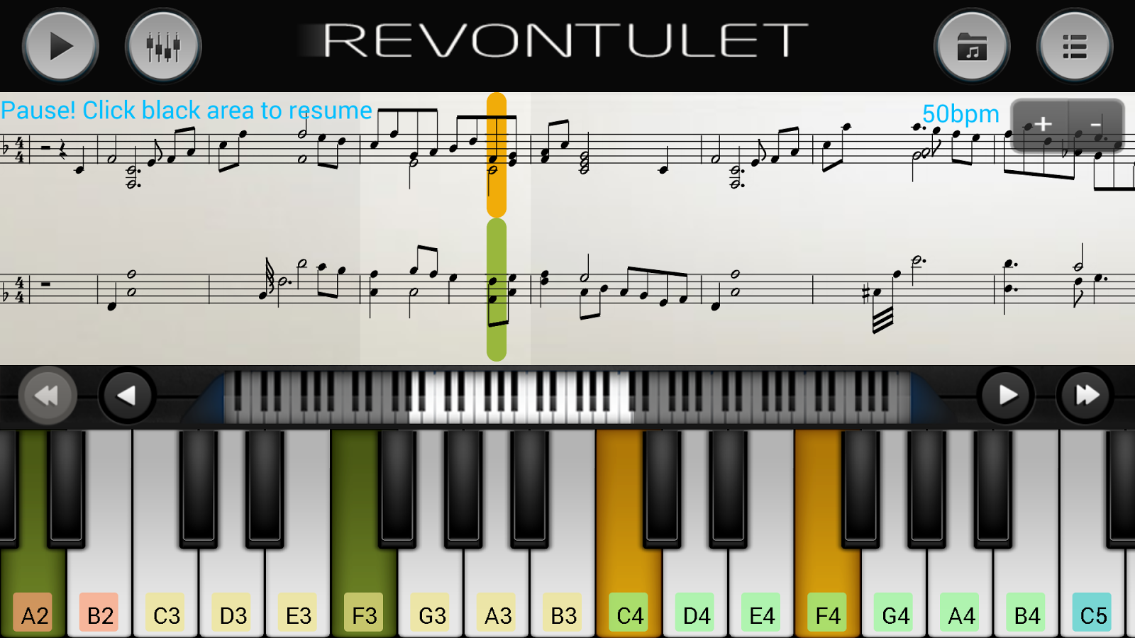 Perfect Piano – The Essential App for Piano Students