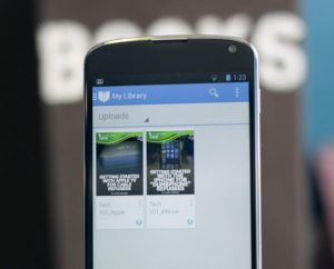 Google Play Books Restores the PDF Upload Feature Once Again