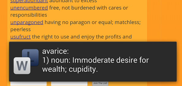 How to Add an Instant Dictionary to Android