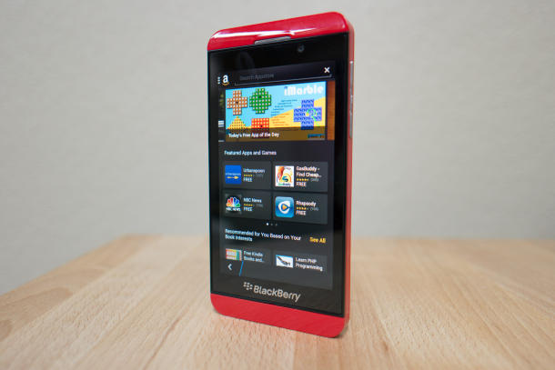 How to Install Android Apps on BB10